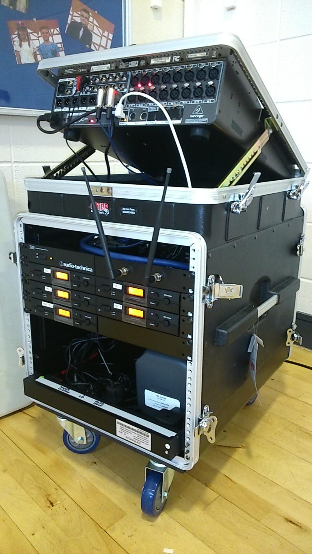 Sound Audio Sales Installations Radio Mic Speakers Amps